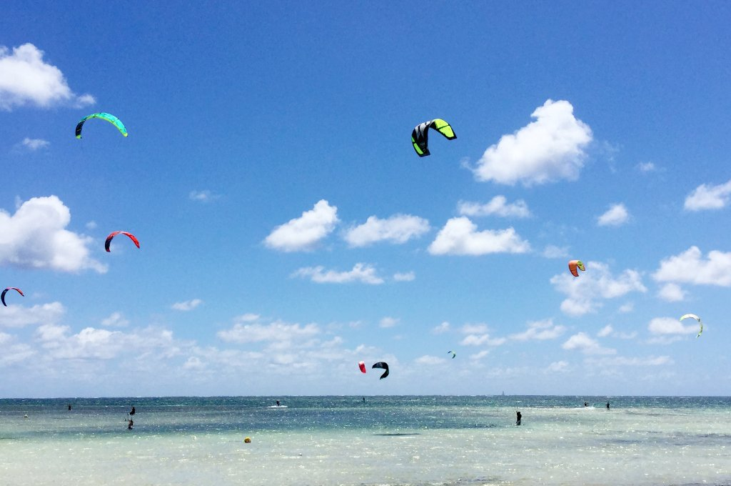 Kitesurf 1 lekcja