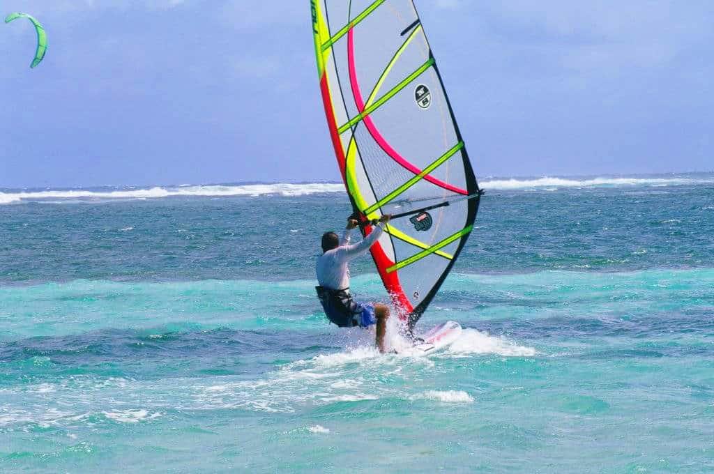 Windsurf 1 lekcja